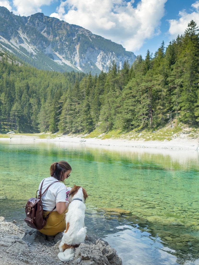 Ausflugstipp in Österreich: Der Grüne See 6