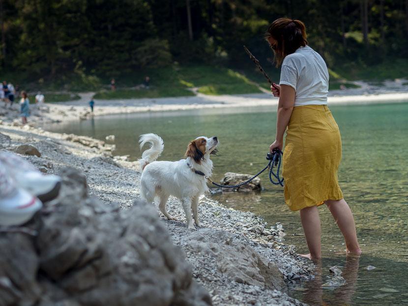 Ausflugstipp in Österreich: Der Grüne See 3