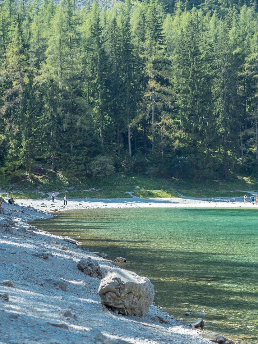 Ausflugstipp in Österreich: Der Grüne See 5