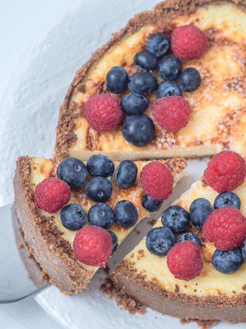 Cheesecake - einfacher geht´s nicht! 7