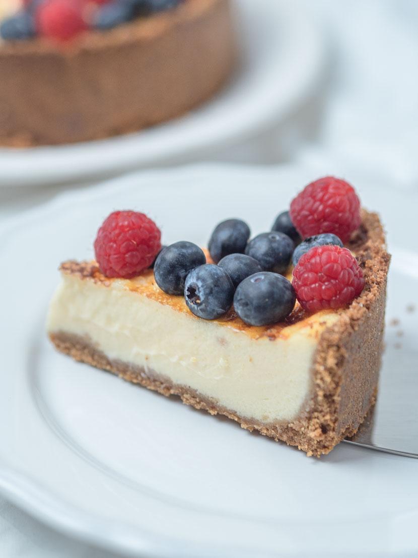Cheesecake - einfacher geht´s nicht! 6