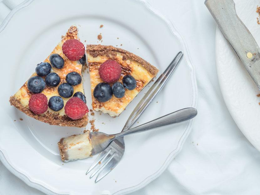 Cheesecake - einfacher geht´s nicht! 5