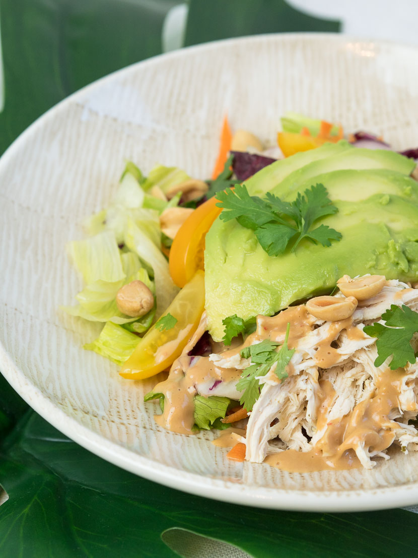 Peanut Chicken Salad 3