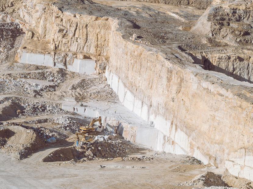 Trendmaterial Marmor: ein Ausflug mit Cosentino 5