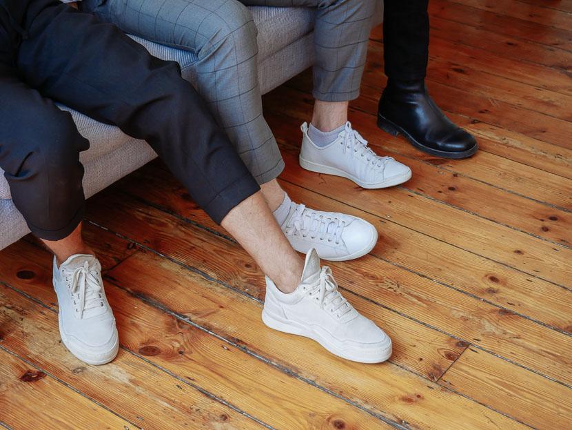 Mit diesen Tipps werden weiße Sneaker wieder strahlend weiß 2
