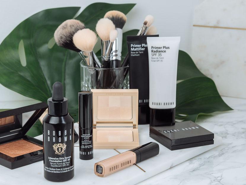 Best of Bobbi Brown - meine Favoriten für ein glowy Tages-Make-Up 2