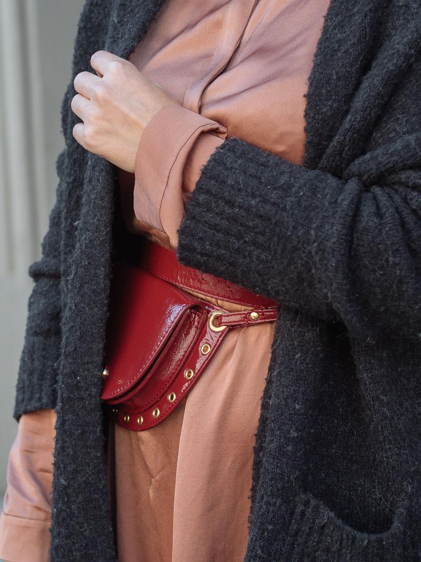 Oversize Cardigan richtig kombinieren: so stylt man die kuscheligen Strickjacken 4