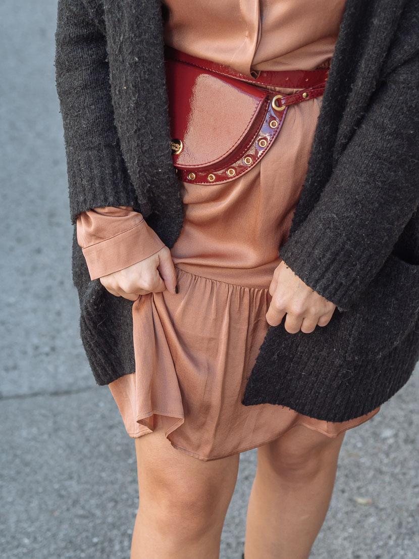 Oversize Cardigan richtig kombinieren: so stylt man die kuscheligen Strickjacken 8
