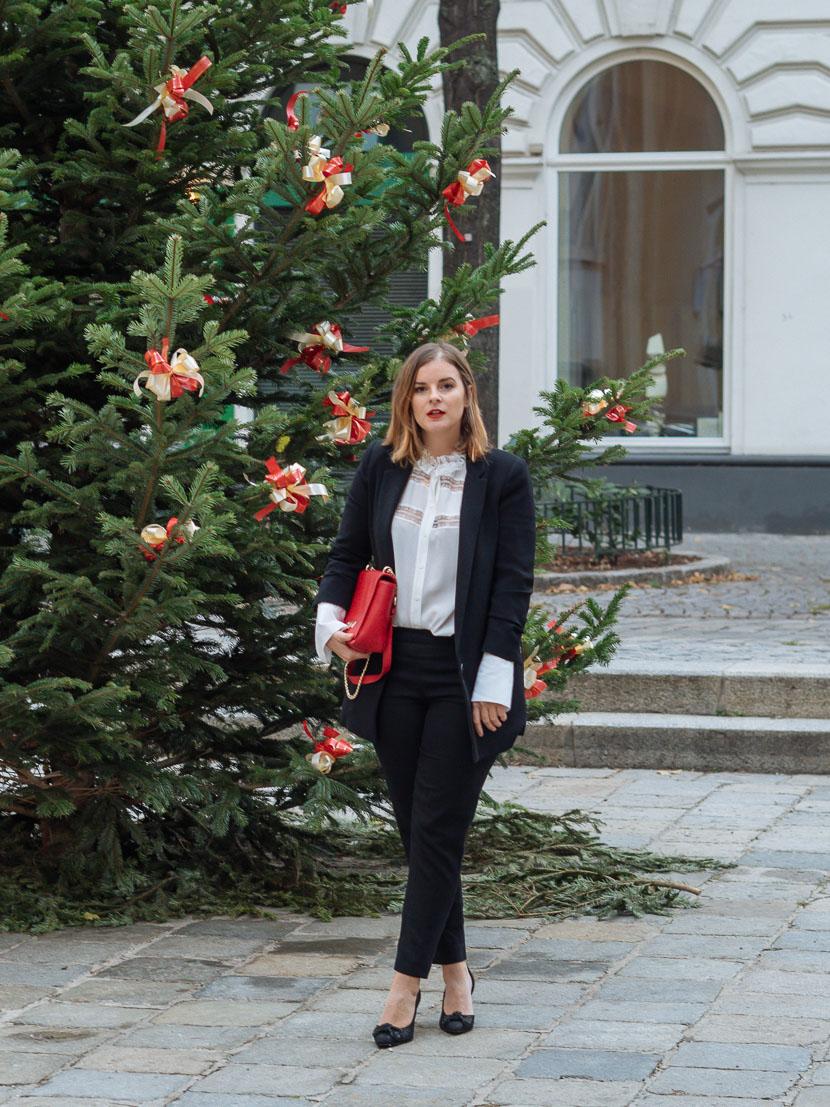 How to: das passende Outfit für die Weihnachtsfeier finden 4