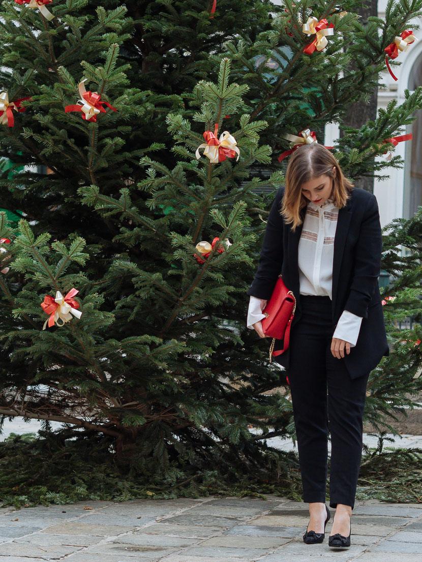 How to: das passende Outfit für die Weihnachtsfeier finden 8
