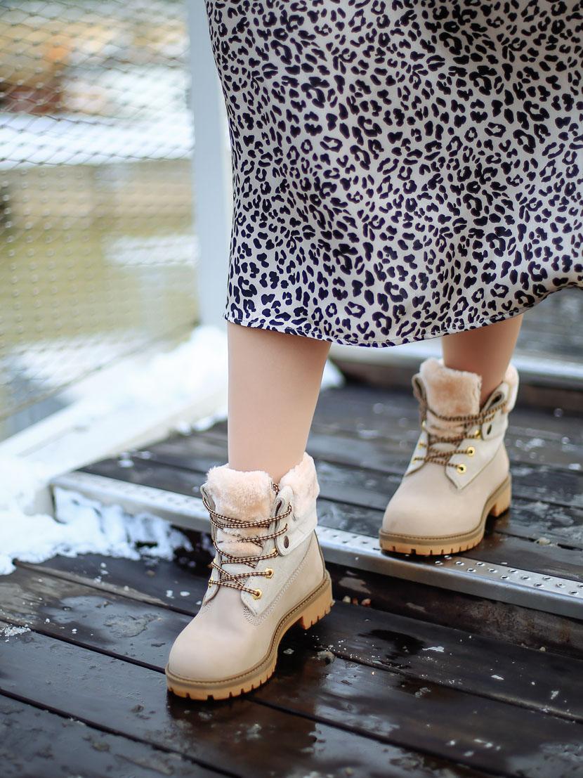 So kombiniere ich meine Hiking Boots im Alltag + Styling-Tipps* 8