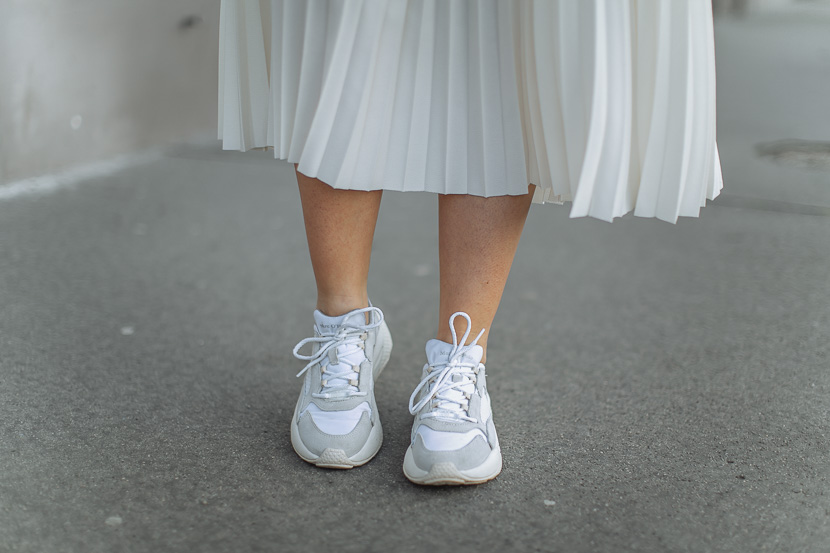 Frühjahrstrends 2019: Chunky Sneakers in Weiß 9