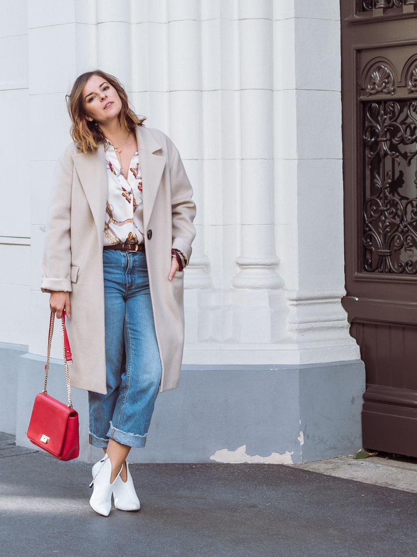 Trendreport: Weiße Boots kombinieren inkl. Outfit Inspiration* 5