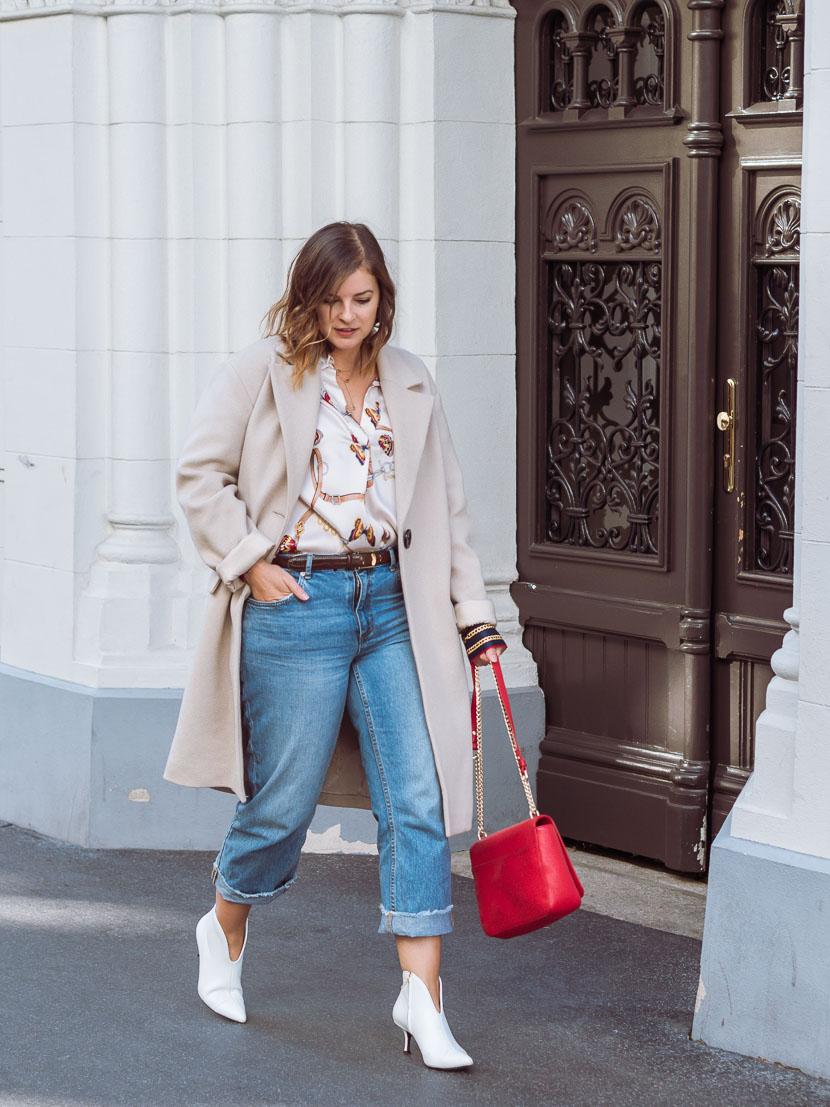 Trendreport: Weiße Boots kombinieren inkl. Outfit Inspiration* 7