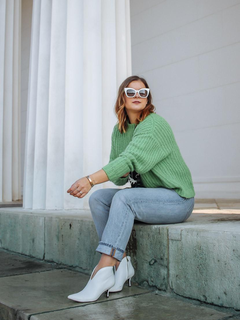 Trendreport: Weiße Boots kombinieren inkl. Outfit Inspiration* 4