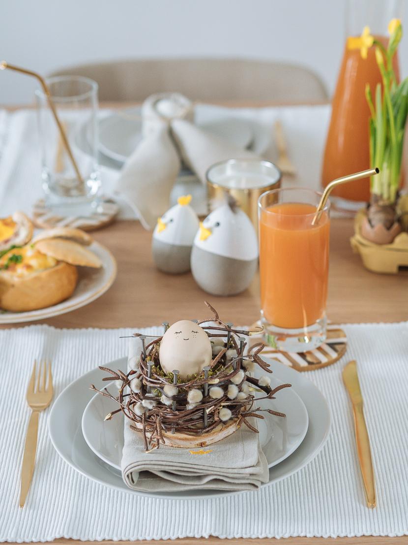 Der perfekte Osterbrunch: Tipps, last minute DIYs und Rezepte* 1