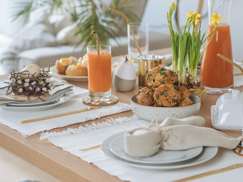 Der perfekte Osterbrunch: Tipps, last minute DIYs und Rezepte* 2