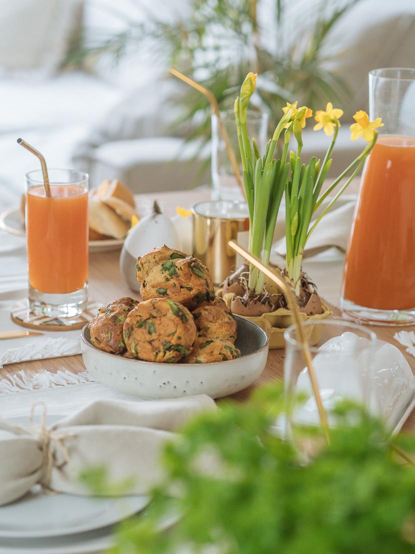 Der perfekte Osterbrunch: Tipps, last minute DIYs und Rezepte* 6