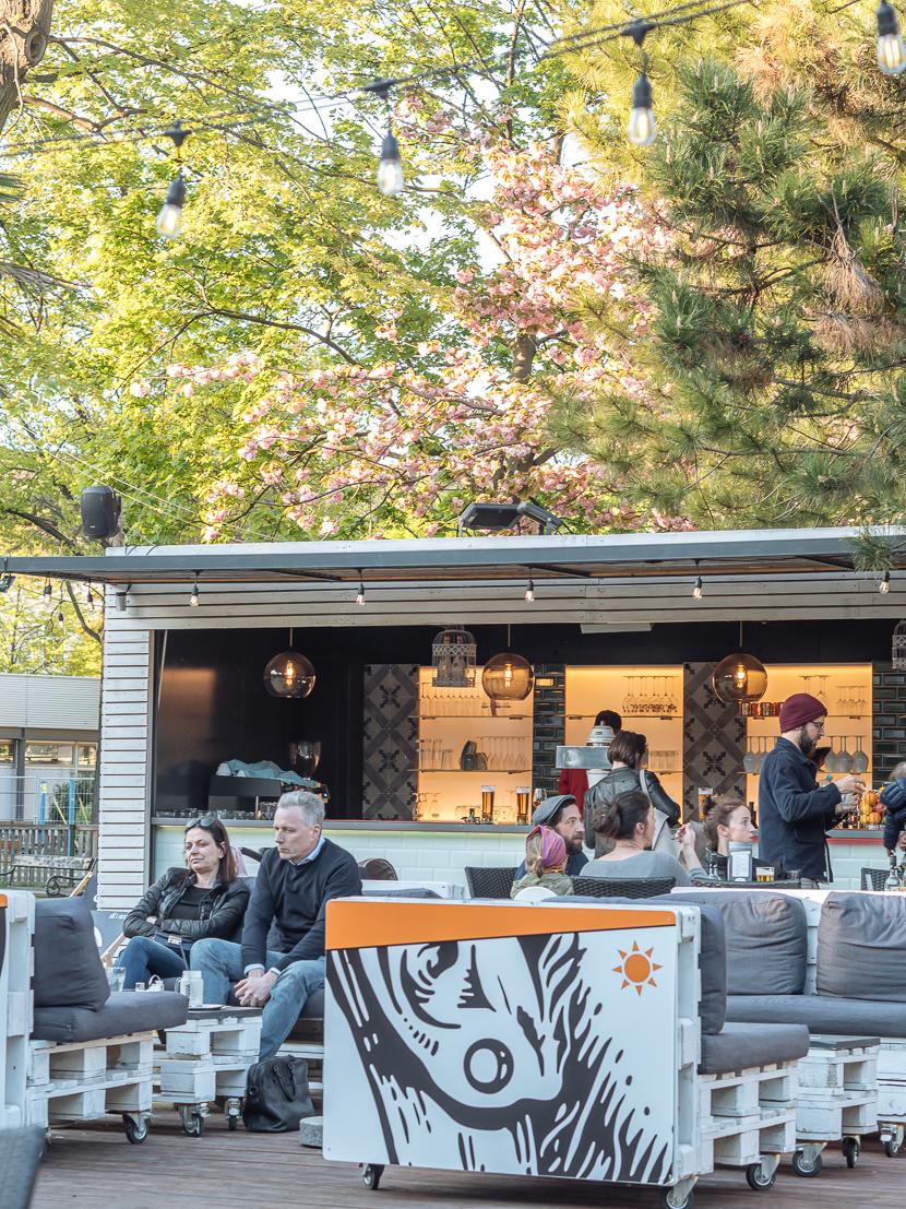 Salettl am Campus - Steaks und Burger inkl. Urlaubsfeeling 1