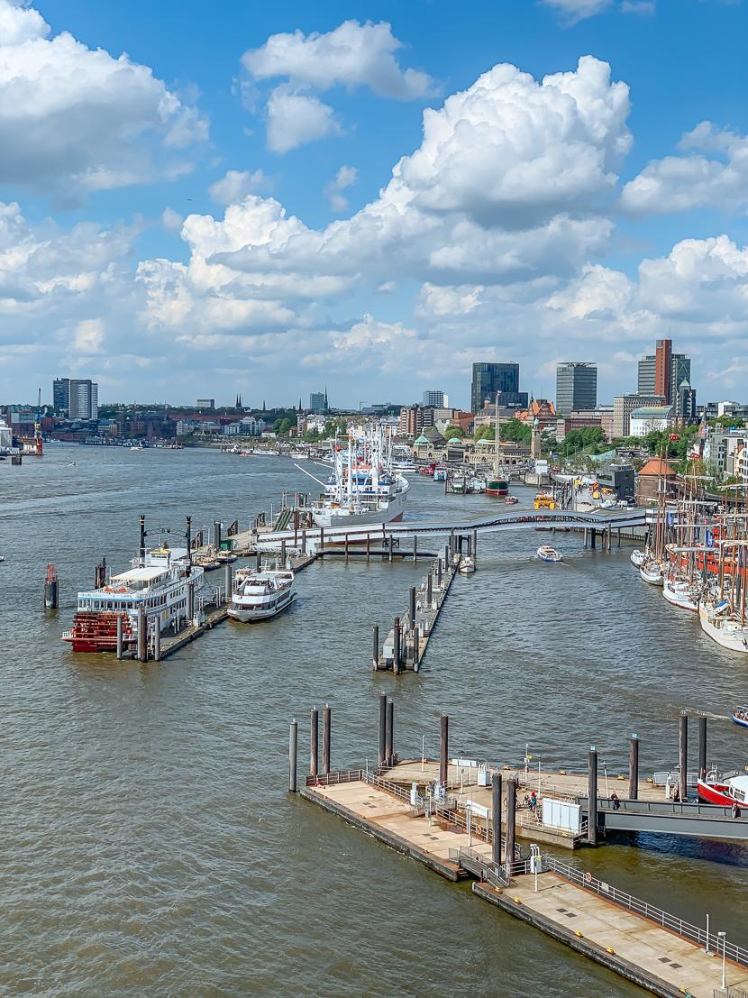 Ein Wochenende in Hamburg - meine Must Do´s