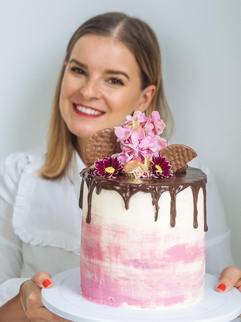 Pinata Cake - DIY Geburtstagstorte mit Süßigkeiten-Füllung* 2