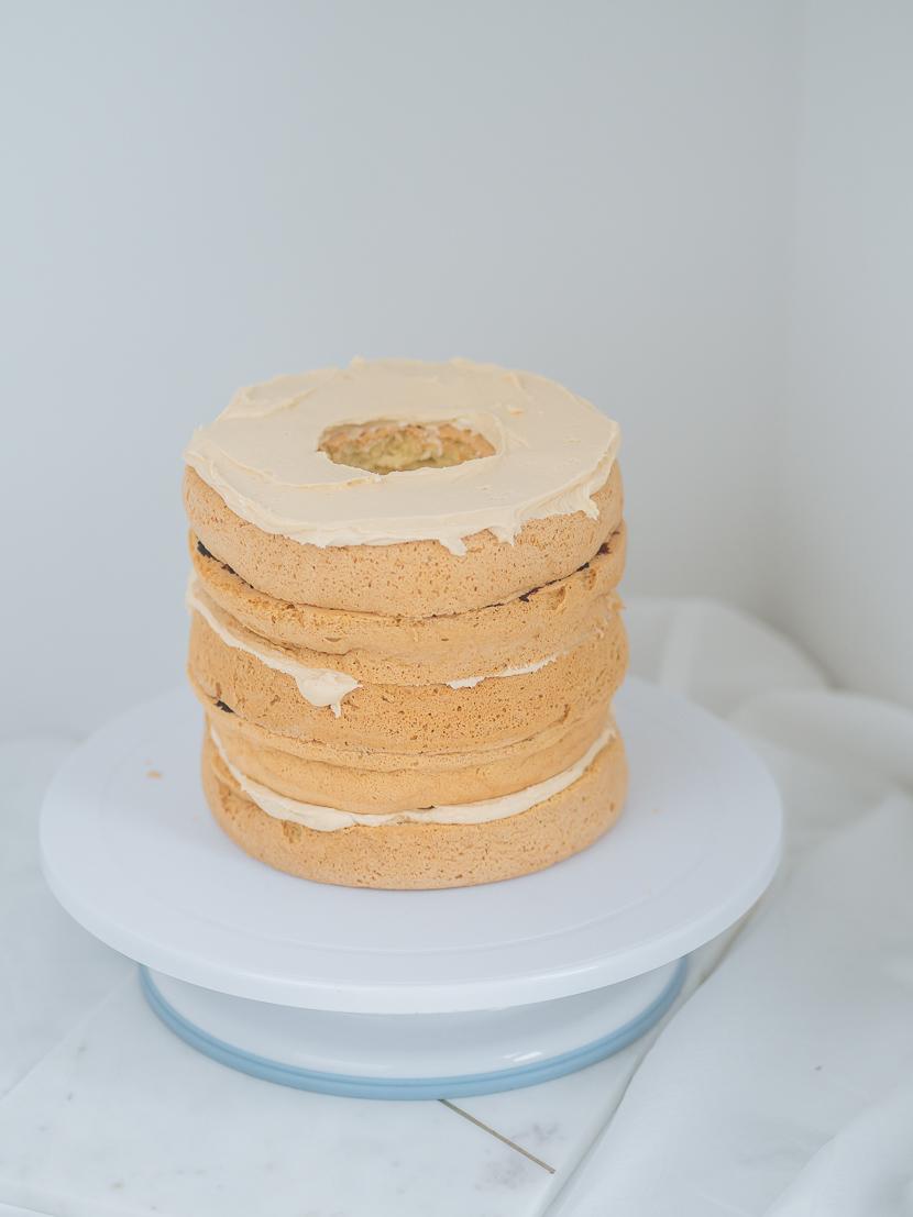 Pinata Cake - DIY Geburtstagstorte mit Süßigkeiten-Füllung* 6