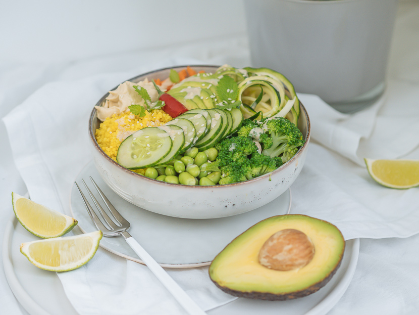Couscous Bowls - süß und herzhaft* 6