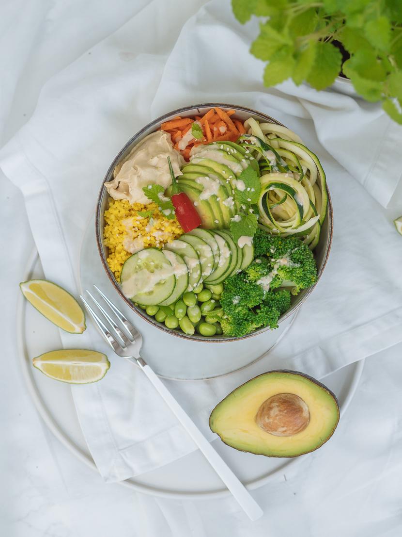 Couscous Bowls - süß und herzhaft* 8