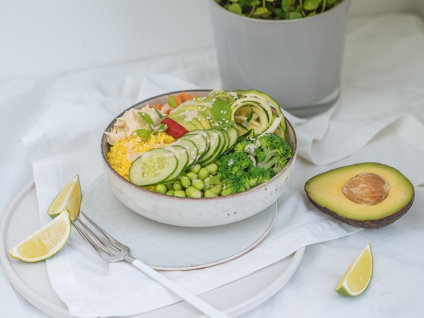 Couscous Bowls - süß und herzhaft* 7