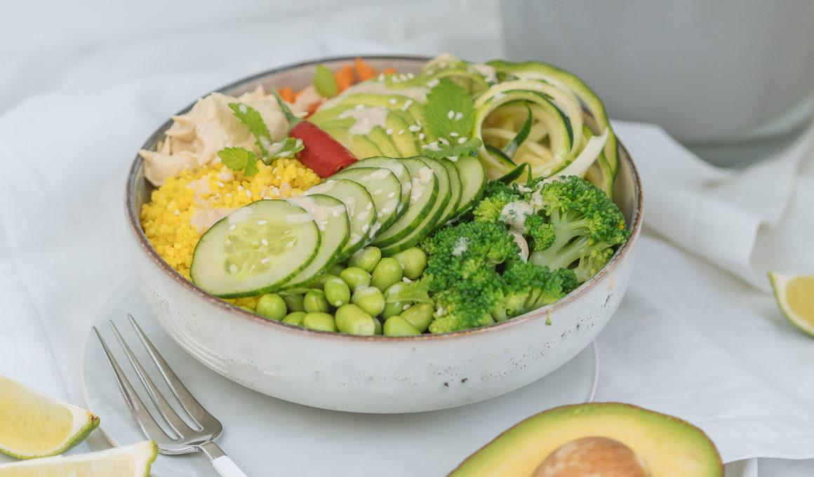 Couscous Bowls - süß und herzhaft* 1