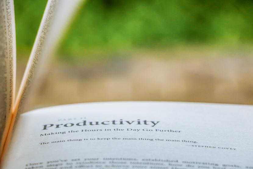 Effizient arbeiten: meine Tipps für mehr Produktivität 1