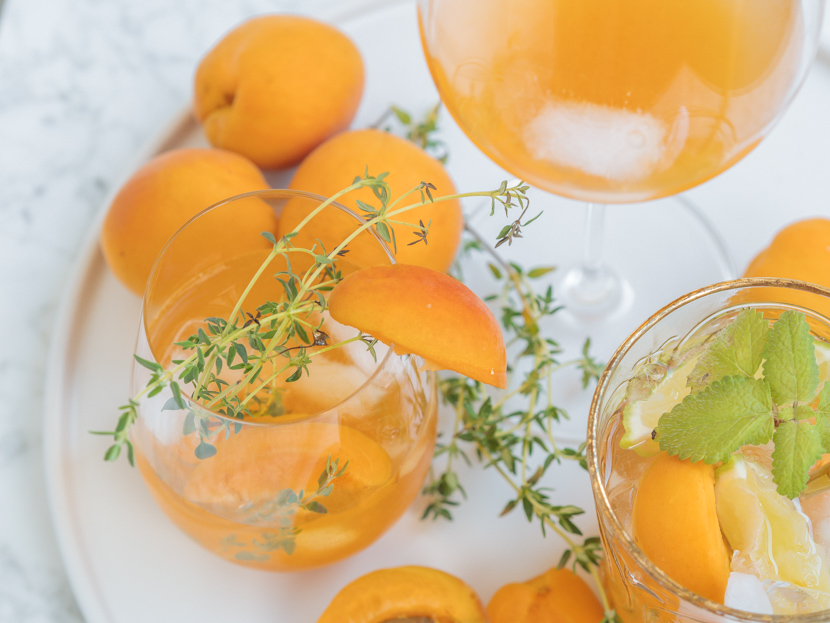 Hausgemachter Marillensirup inkl. drei Cocktail Rezepte 7