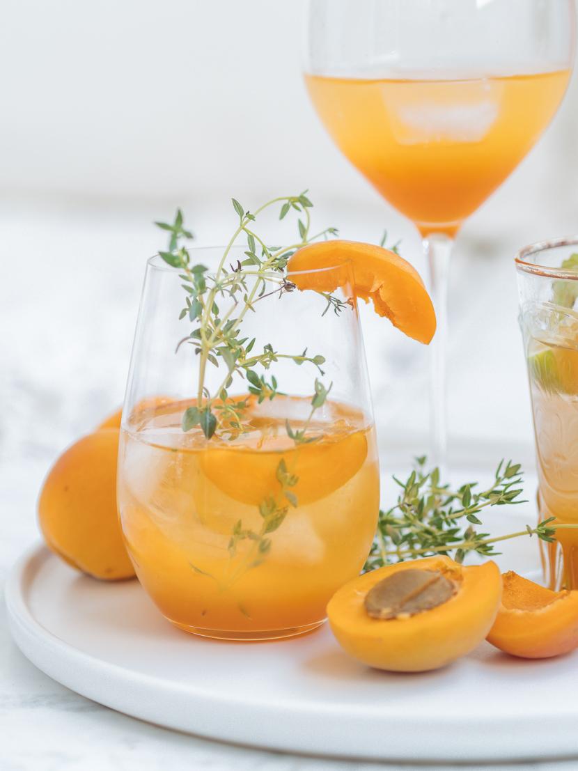 Hausgemachter Marillensirup inkl. drei Cocktail Rezepte 6