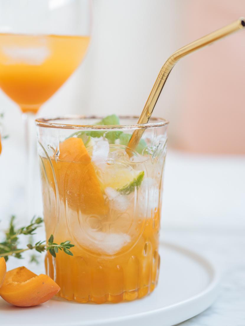 Hausgemachter Marillensirup inkl. drei Cocktail Rezepte 5