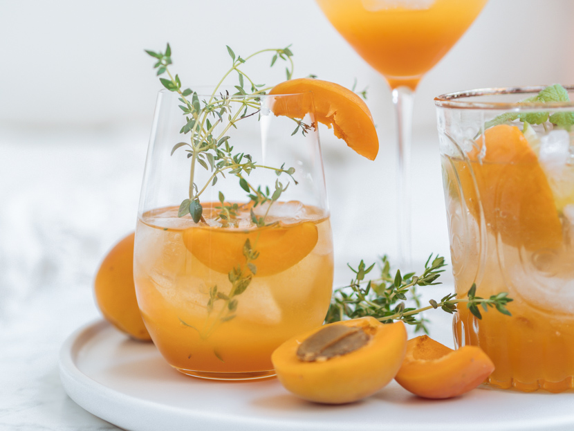 Hausgemachter Marillensirup inkl. drei Cocktail Rezepte 2
