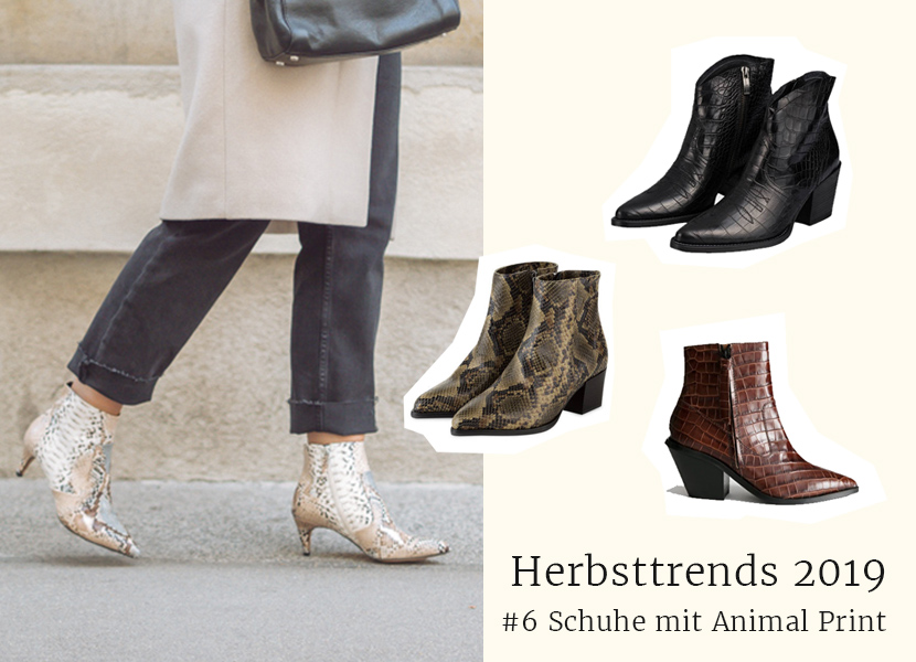 Herbsttrends: Diese Schuhe tragen wir im Herbst/Winter 2019* 8