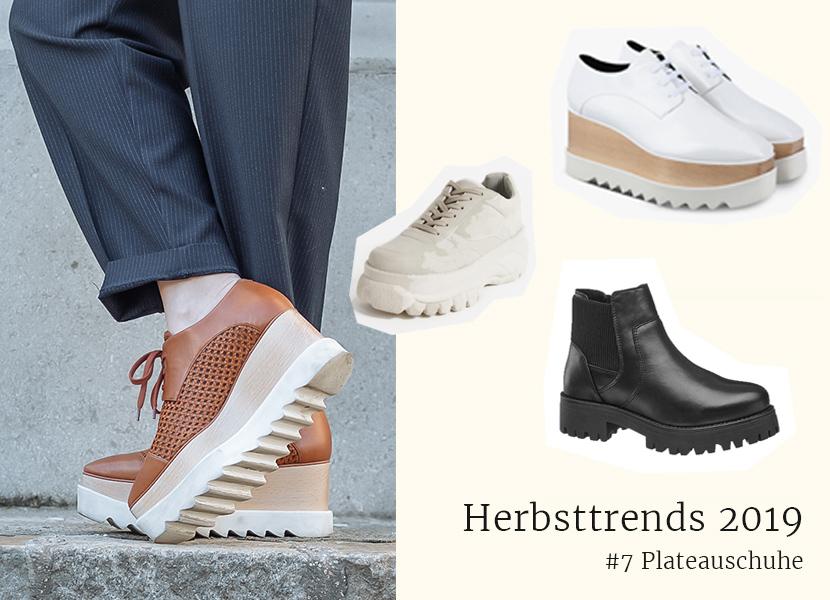 Herbsttrends: Diese Schuhe tragen wir im Herbst/Winter 2019* 9