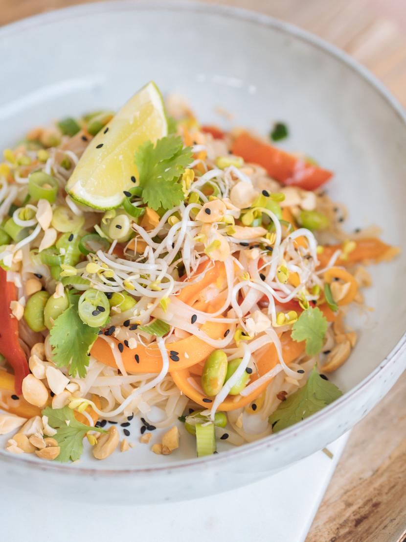 Veganes Pad Thai - einfach und schnell zubereitet 5