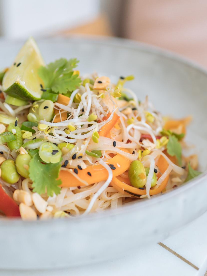 Veganes Pad Thai - einfach und schnell zubereitet 6