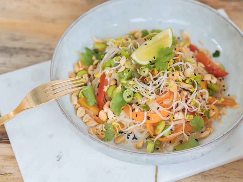 Veganes Pad Thai - einfach und schnell zubereitet 4