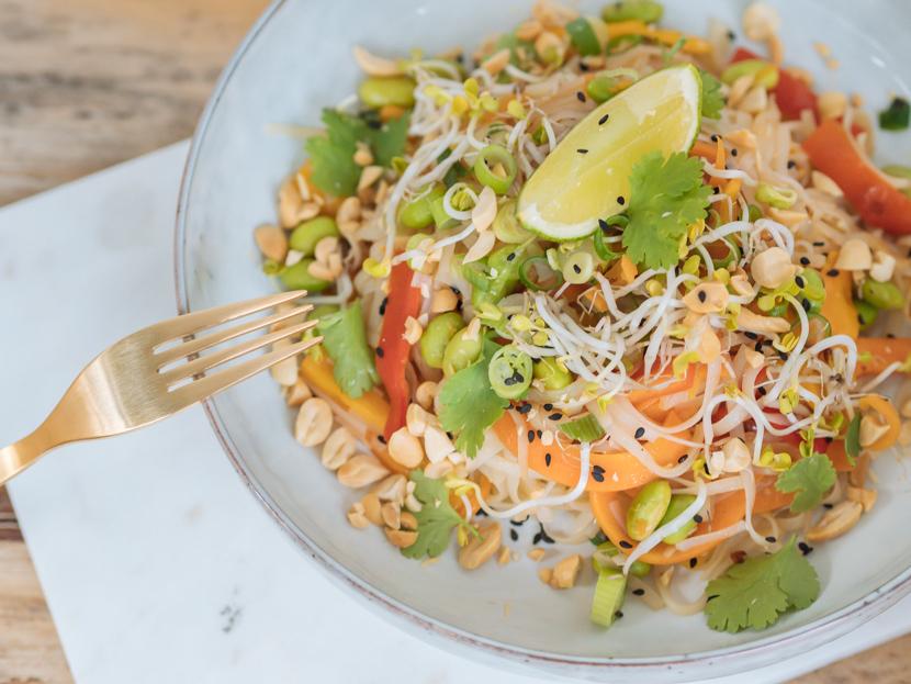 Veganes Pad Thai - einfach und schnell zubereitet 3