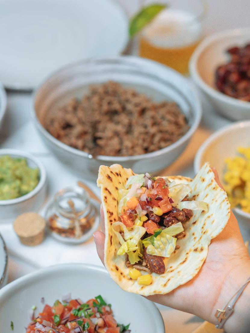 Der perfekte Taco-Abend mit Freunden - Essentials, Rezepte und Vorbereitungen 1