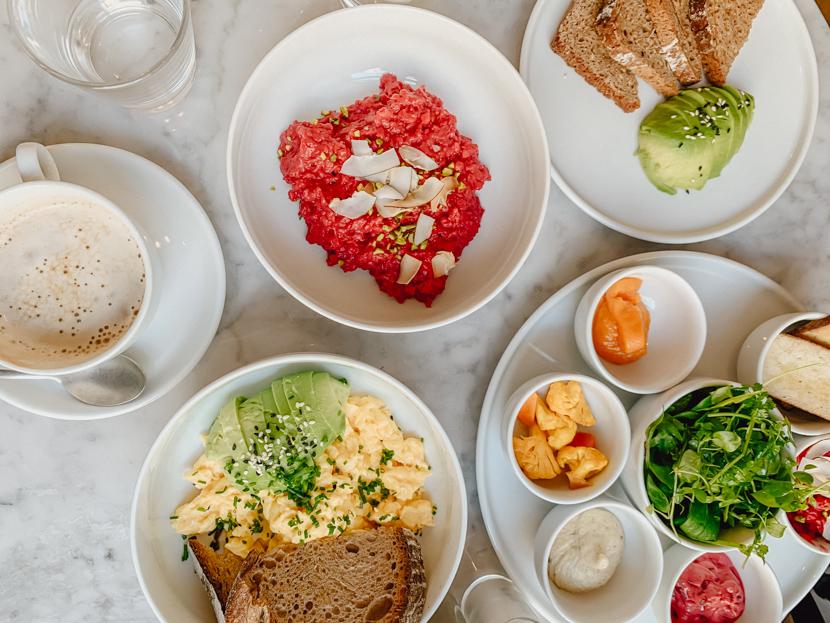 Foodhotel Babula am Augarten - neuer Frühstücks-Spot in Wien 6