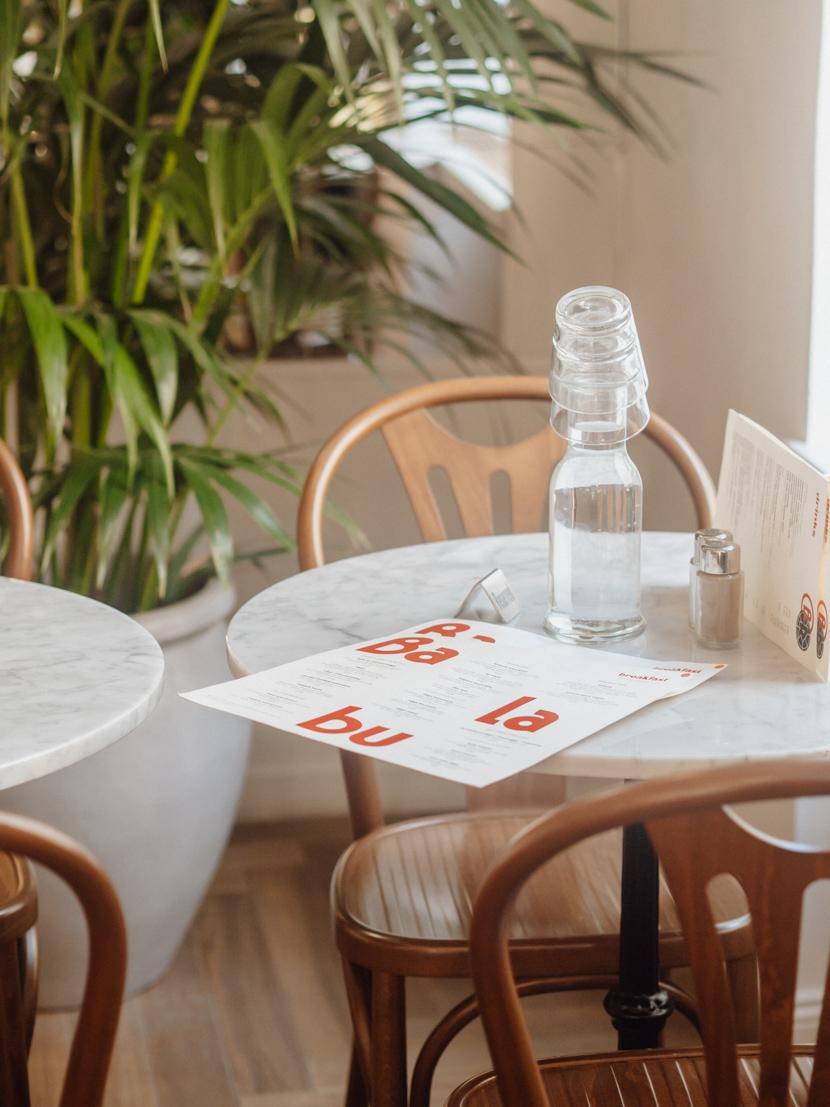 Foodhotel Babula am Augarten - neuer Frühstücks-Spot in Wien 3