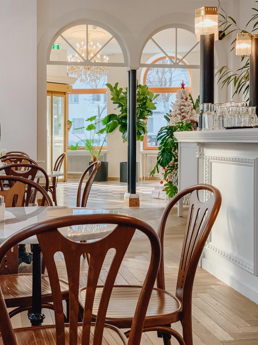 Foodhotel Babula am Augarten - neuer Frühstücks-Spot in Wien 2