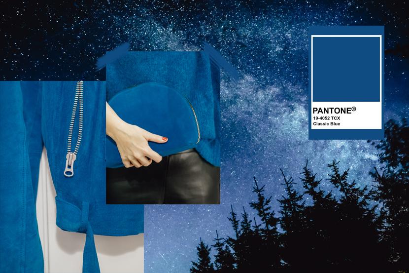 Classic Blue - die Trendfarbe 2020 für Fashion und Beauty 1