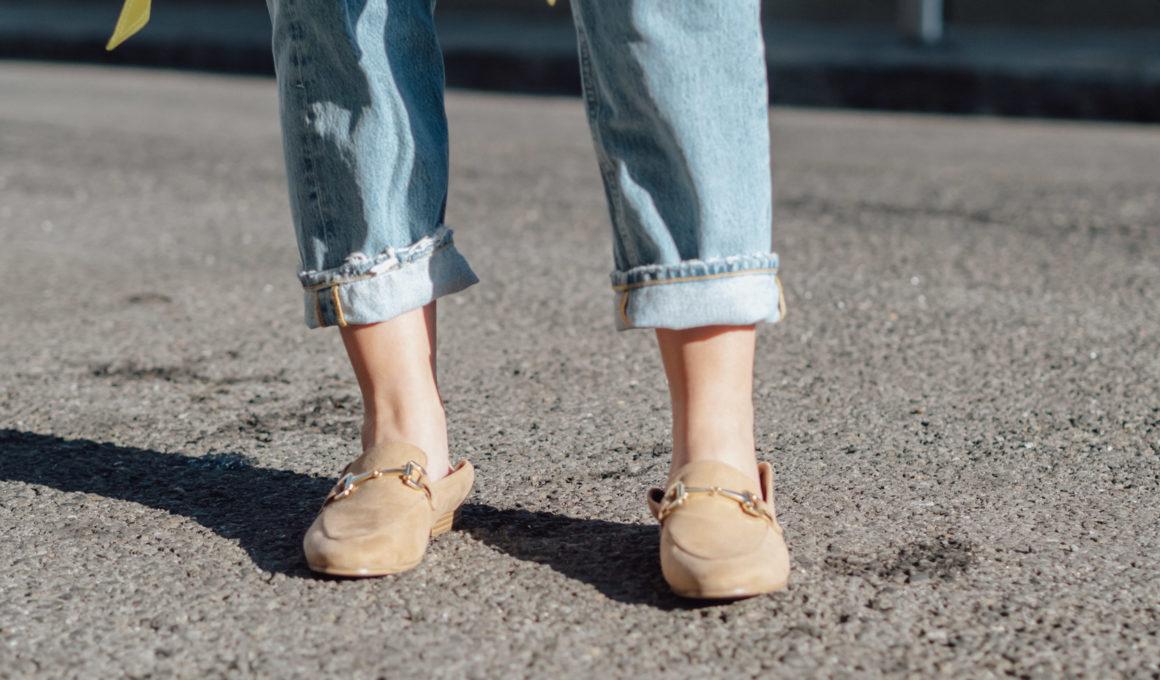 Loafer stylen, so kombinierst Du den Trendschuh im Frühling 2020, Loafer richtig kombinieren, Schuhtrends Frühling 2020, Modetrend 2020, Wie Du Loafer richtig und vor allem modern kombinierst, frühlingshafte Outfits mit Loafer, Streetstyle Outfit 2020 mit Loafer, diese Loafer Modelle lieben wir, Loafer Styling Tipps, www.amigaprincess.com