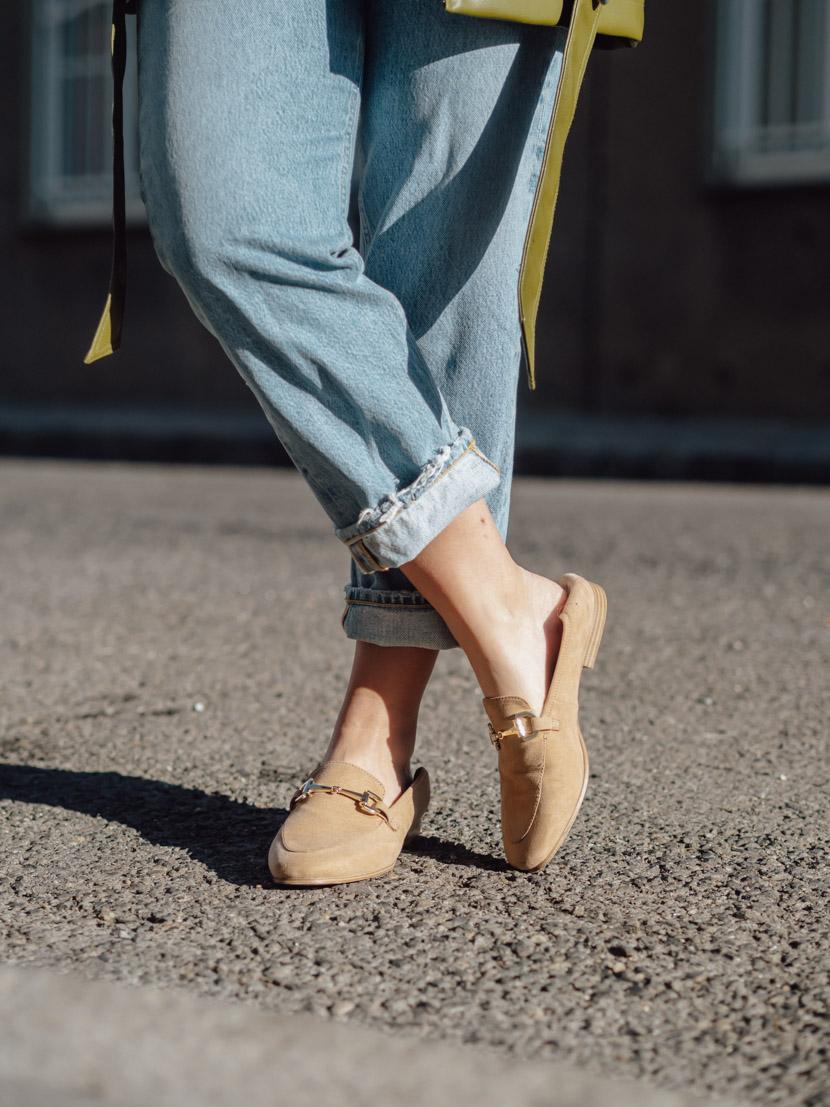 Loafer stylen - so kombinierst Du den Trendschuh im Frühling 2020 * 3