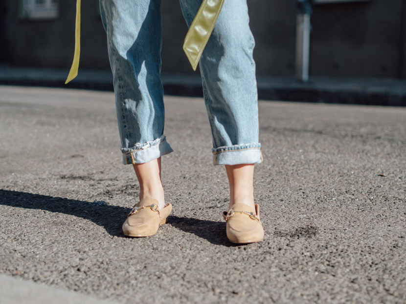 Loafer stylen - so kombinierst Du den Trendschuh im Frühling 2020 * 7