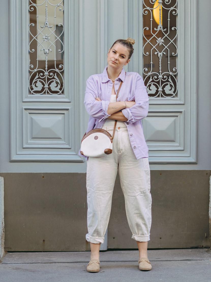 Loafer stylen - so kombinierst Du den Trendschuh im Frühling 2020 * 4